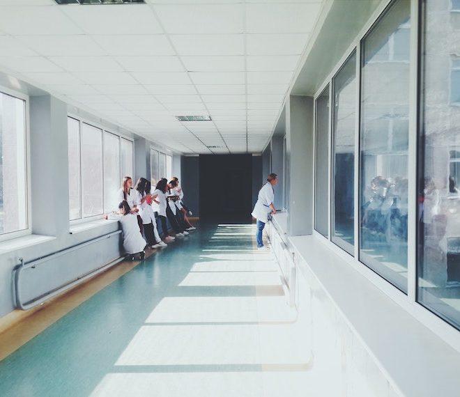 Hygiënisch bouwen in ziekenhuizen